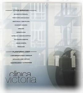 Portada Clínica Victoria